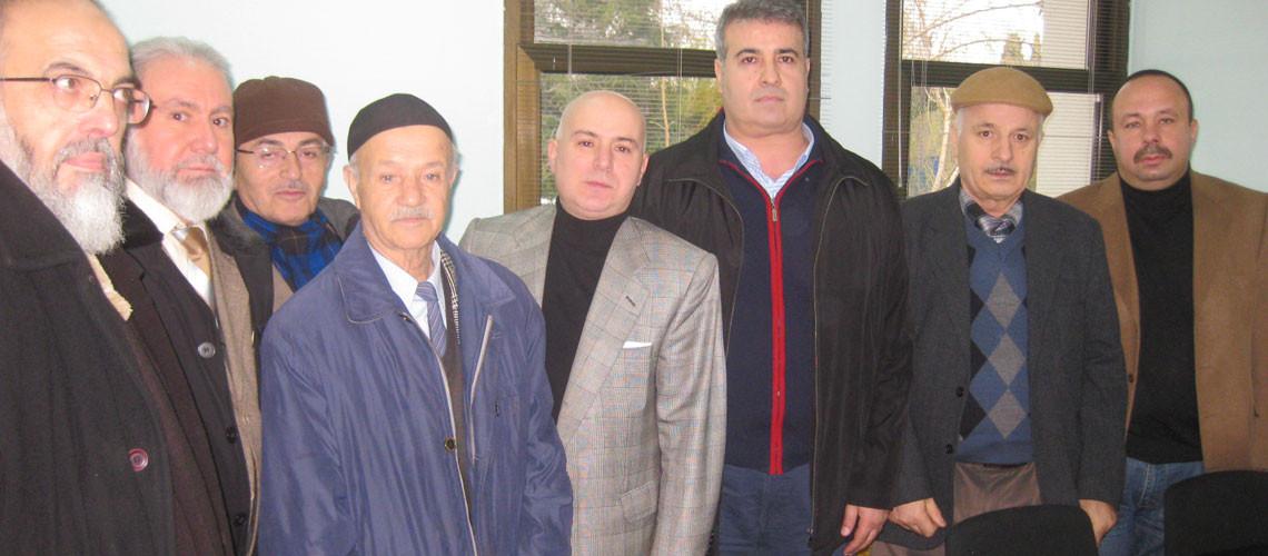 Adnan Menderes Dernekler Federasyonu'nun vefakar insanları